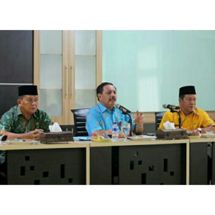 Rapat Pembangunan Kabupaten Inhil, Sekda Berharap Akhir Tahun 90 Persen Proses Terealisasi