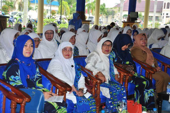 Rosmaini: Jadikan BKMT Wadah Silaturahmi