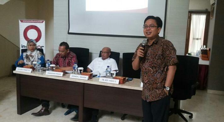 Survei Indikator Sebut Elektabilitas Agus Yudhoyono Ungguli Ahok