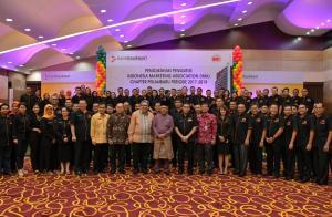 IMA Chapter Pekanbaru Resmi Dikukuhkan, Irvandi Gustari Terpilih jadi Presiden
