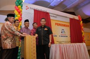 Terapkan Transparansi Rekrutmen Pegawai, Gubernur Riau Meresmikan e-recruitment BRK