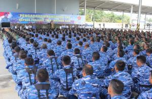 Riau Waspada, Semenanjung Korea Memanas, Panglima TNI Cek Kesiapan Prajurit di Pekanbaru