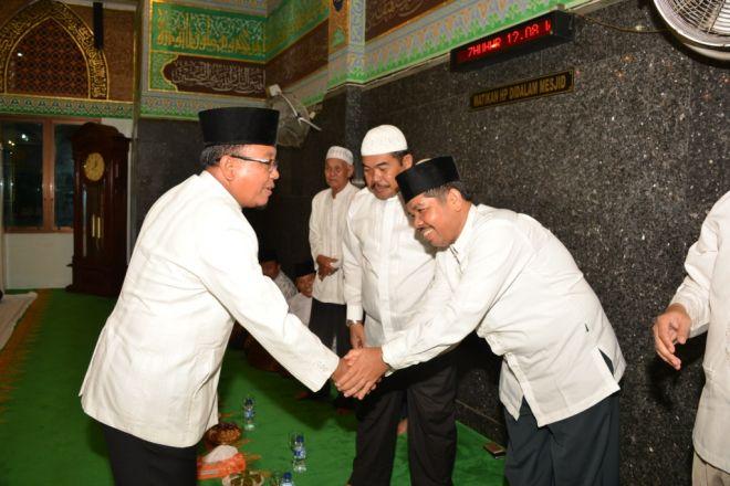 Wabup Bengkalis Ajak Ramaikan Masjid