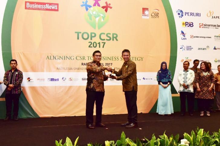 Hasil gambar untuk TOP CSR BRK