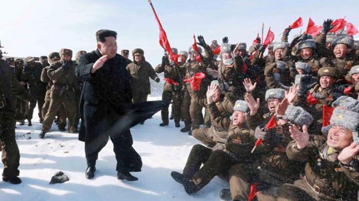 Korea Utara Kembangkan Rudal Balistik Antara Benua, Sasaran Amerika Serikat