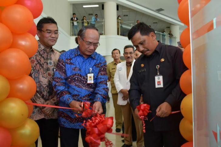 Tingkatkan Pelayanan, Kantor Kas Bank Riau Kepri Diresmikan