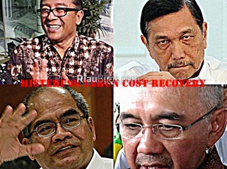 Soal Proyek Limbah Chevron, Ini Kata Gubri, Menteri ESDM dan Kepala SKK Migas