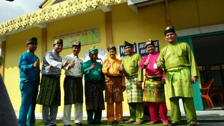 Siak Bertanjak, Cinta Budaya Melayu dan Tradisi Lama