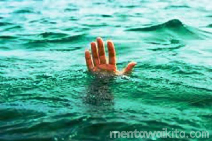 Ayah dan Anak yang Tenggelam di Laut Belum Ditemukan