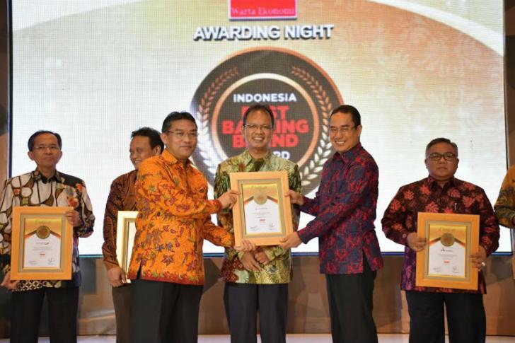 BRK Raih The Winner of Best Banking Brand 2016