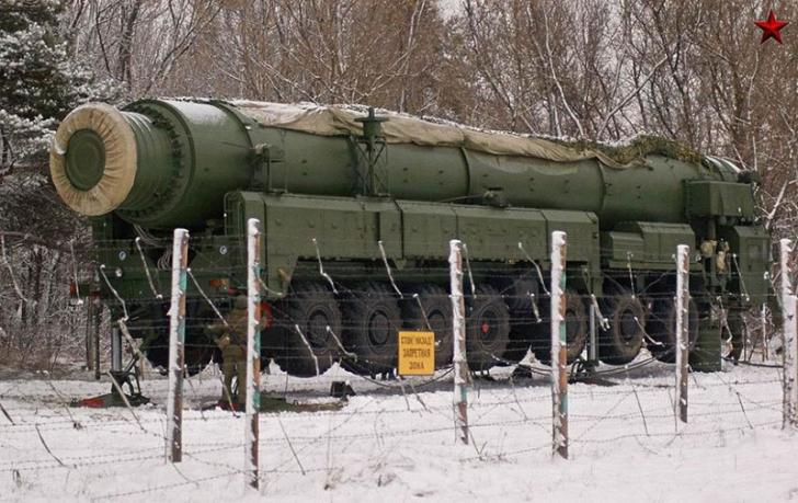 Giliran Rusia Pamer Rudal Balistik Antarbenua, Uji Coba Sukses