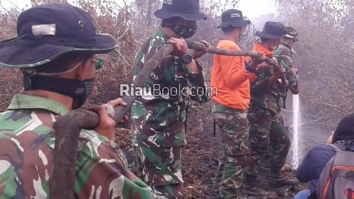 Waspada, Titik Panas mulai Bermunculan di Riau
