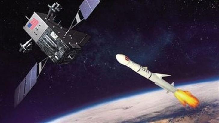 AS Ketar-ketir, Senjata Anti Satelit Milik Rusia Targetkan Satelit-satelit Luar Angkasa.