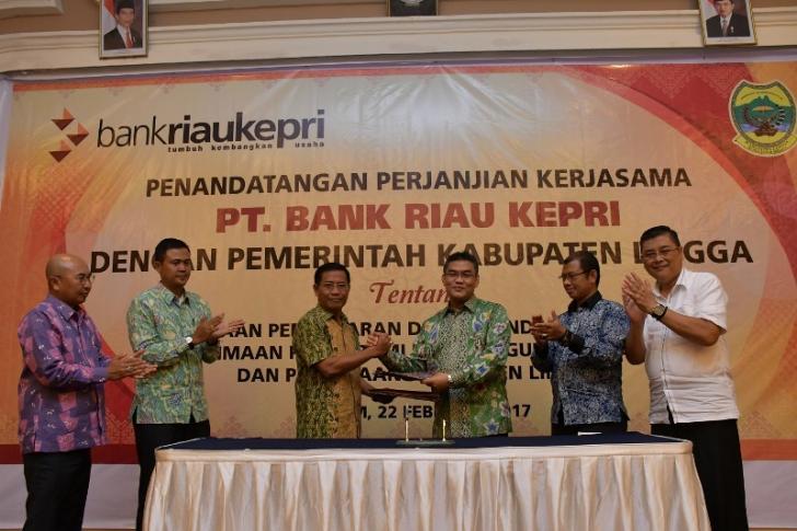 BRK Dipercaya Pemkab Lingga Kelola PBB-P2