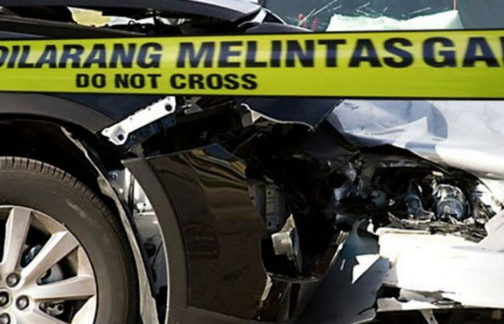 Penyebab Kecelakaan Maut di Sabak Auh yang Menewaskan Pasutri