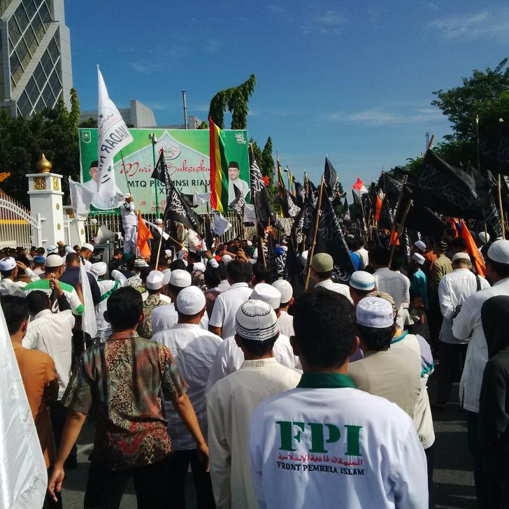 Antisipasi Unjuk Rasa Bela Islam Jilid lll, Polda Riau Keluarkan Maklumat