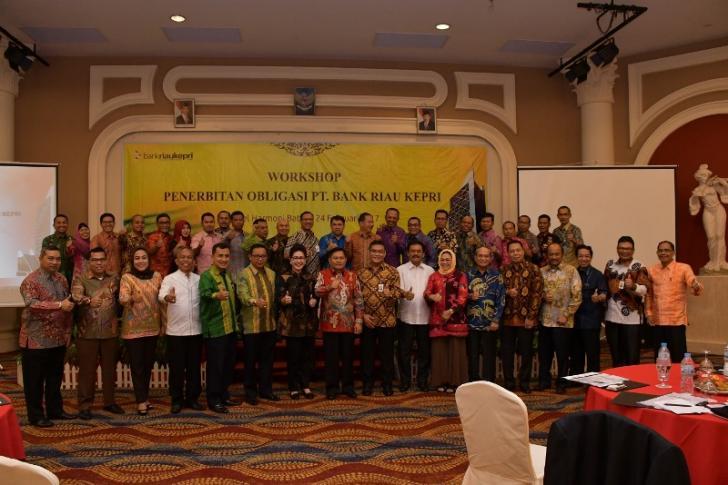 BRK Taja Workshop Kesiapan Penerbitan Obligasi