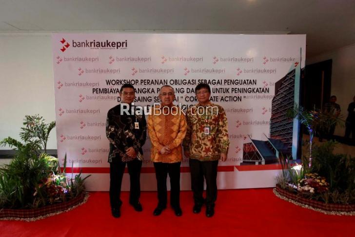 Ini Alasan Bank Riau Kepri Terbitkan Obligasi, Irvandi Gustari: Solusi Jangka Panjang