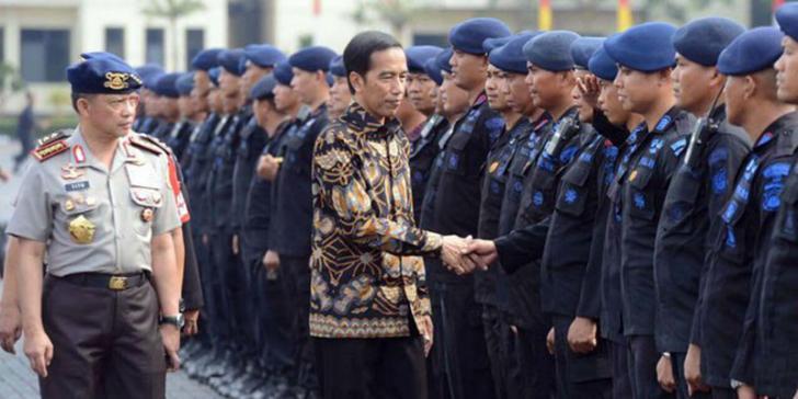 Jokowi: Evaluasi Media Online yang Sampaikan Berita Bohong