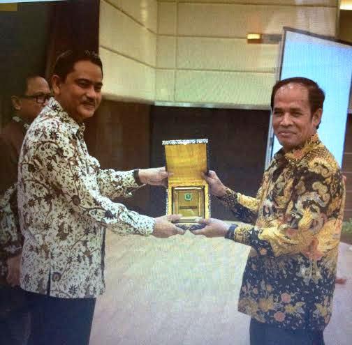5 Piagam Penghargaan PKH Diraih Pemkab Pelalawan