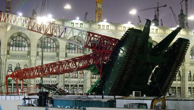 Arab Saudi Adili 14 Orang Terkait Tragedi Crane di Musim Haji Tahun Lalu