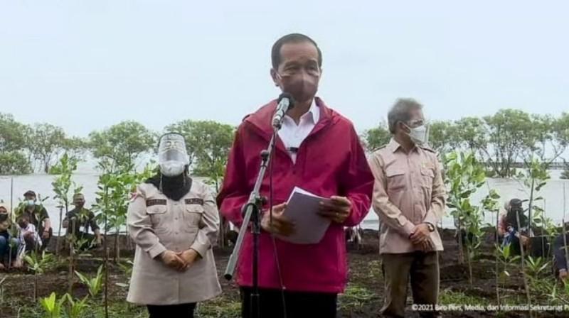 Jokowi di Bengkalis: