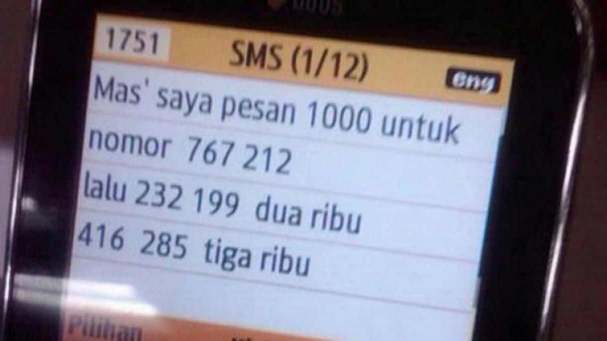 Transaksi Menggunakan SMS, Penjual Togel di Amankan Polres Dumai