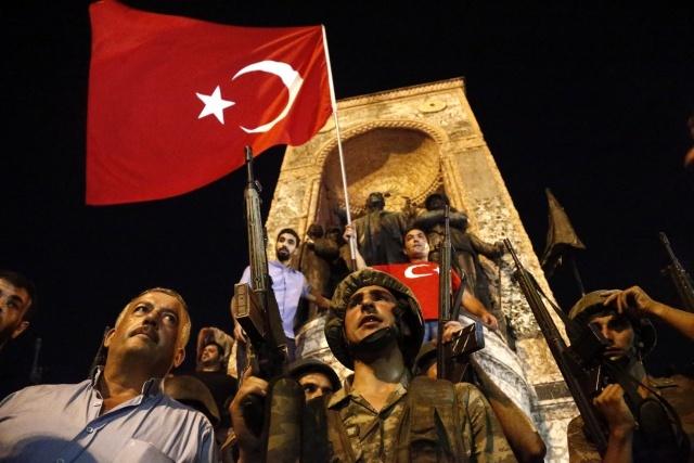 Upaya Kudeta Di Turki Telah Gagal